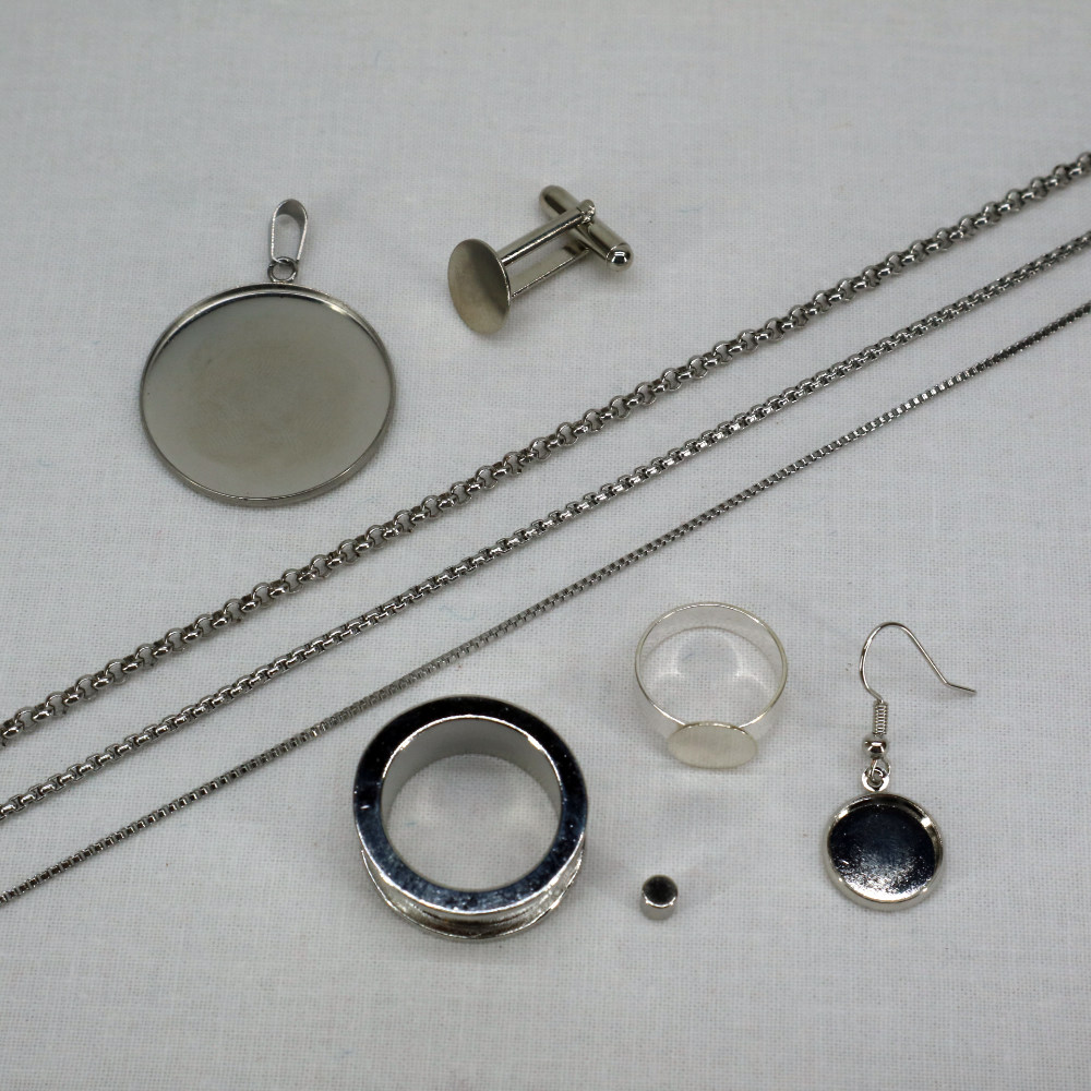 Verschiedene Metalle